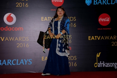 Mdau kwenye Red Carpet ya EATV AWARDS