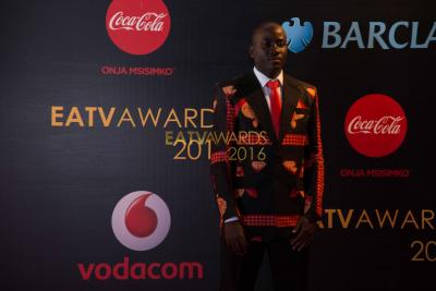 Mdau kwenye Red Carpet ya #EATVAwards, Mlimani City