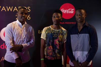 Wadau kwenye Red Carpet ya #EATVAwards, Mlimani City