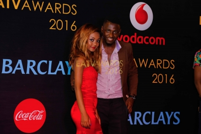Kwenye Red Carpet ya EATV AWARDS